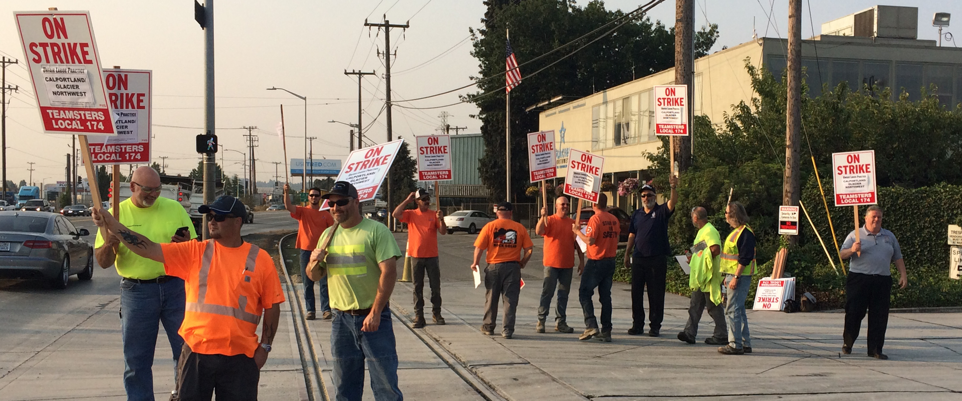 Concrete Strike A Lesson In Conflict Resolution And The Value Of Collective Bargaining